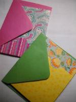 KKL - Blank Note Cards USA