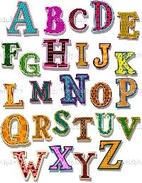 Alphabet Envie Series: B