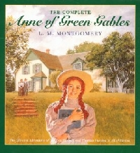 Popular YA ATC: Anne of Green Gables