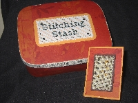Stitching Stash
