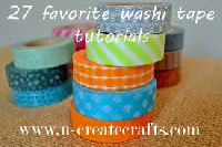 USA ONLY -  Washi Tape- Planner Addicts FB group