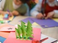 Handmade Christmas Card Swap