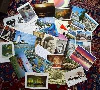 3 Postcards & 1 Touristy Souvenirs (21/09/2013)