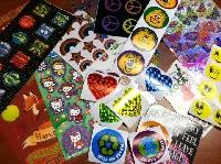 300 Stickers Mega Swap 6 (300x1) USA