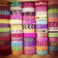 WIYM: Lots of Lovely Washi Tape!