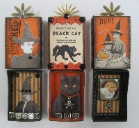 Halloween Matchbox-USA