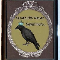 Quoth the Raven...Let's swap black!