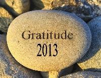 Gratitude Challenge 2013