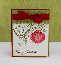 HM Christmas Card with Lights