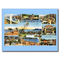 First Multiview 1 Person per Country Postcard Swap