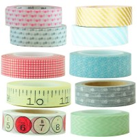 Washi tape samples - USA only
