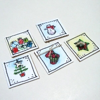 Inchies Love: Inchies Christmas