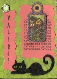 What's In a Name ATC Swap #5