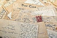 Vintage Postcards in an Envelope #3