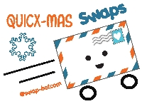QUICX-mas 50 sticker swap #41