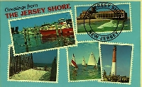 Greetings from... Postcard Swap