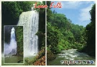 Waterfall Postcard - USA Only