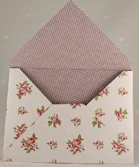 handmade enveloppes swap