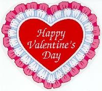 Extra Valentine Card Swap USA