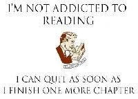 Favorite Book Email SWAP