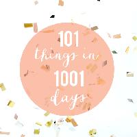 101 Things Progress- February 2014