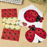 Note cards & Sticker Sheets #2