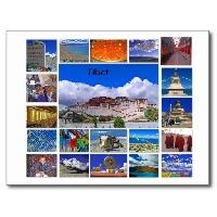 Multi multi-view postcard #2