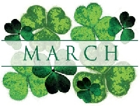 NAME THAT MONTH - March