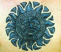 Aztec Indians Inchies