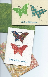 USAPC: Mini Note Cards