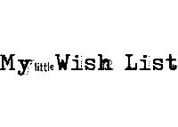 Pinterest ~~ Wishlist