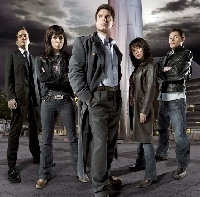 Torchwood in a Mini Bag