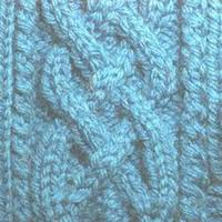 OTN: Learn a New Stitch #1 - Cable Knit