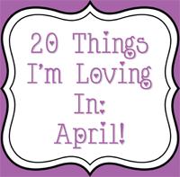 20 Things I'm Loving In: April! (Pinterest) #3