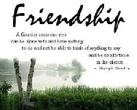 Friendship Book: My Favourite Quotes R6