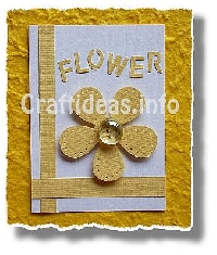 ~Beginners Flower ATC swap~