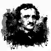 Edgar Allen Poe Baggie USA