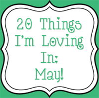 20 Things I'm Loving In: May! (Pinterest) #4