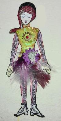 *** ATC Art Doll ***