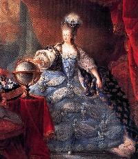 Marie Antoinette ATC