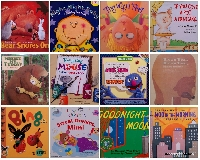 CL ~ Monthly Genre: June '14-Picture Books