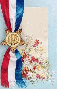 VC: Red, White and Blue ATC  - USA