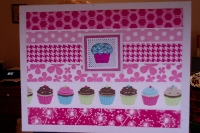 USAPC: Handmade Card & Washi Tape! #2