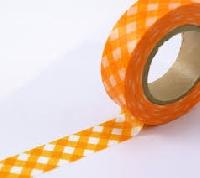 Orange Washi Tape