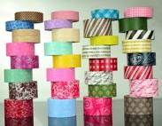 Washi and a note!
