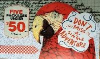 Mail Art: The Next Scavenger Hunt