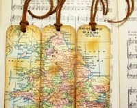 Make a map bookmark