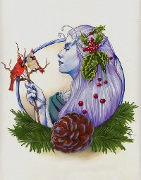 The Goddess ATC