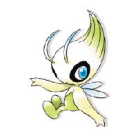 Pokemon Profile Decorate #4 - Celebi