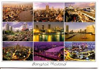 Travel the Alphabet with Postcards:  T